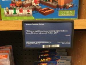 """Amazon Bookstore 3 300x225 - Wie denkt ein Online Store im Retail Geschäft? oder """"Digitalkaufmann Reisebericht"""""""
