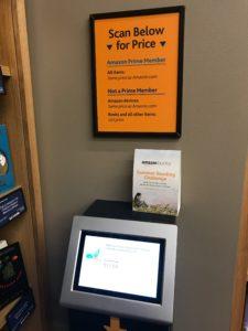 """Amazon Bookstore 4 225x300 - Wie denkt ein Online Store im Retail Geschäft? oder """"Digitalkaufmann Reisebericht"""""""