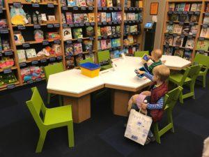 """Amazon Bookstore 5 300x225 - Wie denkt ein Online Store im Retail Geschäft? oder """"Digitalkaufmann Reisebericht"""""""
