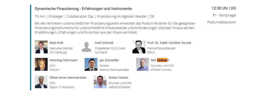Vortrag 1024x383 - Dynamische Finanzierung – Erfahrungen und Instrumente