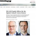 Lesetipp: Family Offices und die digitale Zukunft